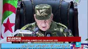 """Algeria - Gaid Salah has died: """"He was absolutely opposed to any idea of democracy"""" [Video]"""