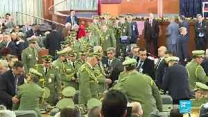 Algeria: Military chief general Gaid Salah dies of heart attack [Video]