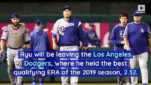 Blue Jays Sign Pitcher Hyun-Jin Ryu to Four-Year Deal [Video]