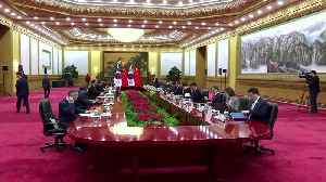 Stalled talks with U.S. not good for N.Korea, S.Korea tells China [Video]