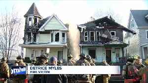 Two homes scheduled for demolition following two-alarm fire in South Buffalo [Video]