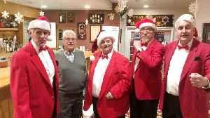 Long Island Barbershop Chorus Spreads Christmas Cheer [Video]