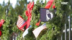 Students Honor Veterans with Wreaths Across America [Video]