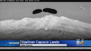 News video: Starliner Capsule Lands After Aborted Mission