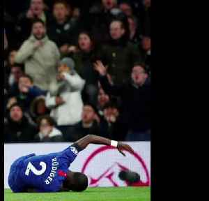 Chelsea win marred by alleged racial abuse [Video]