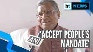 News video: Watch: Babulal Marandi on whether JVM(P) will support BJP or JMM in Jharkhand