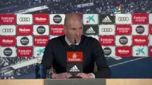 Zidane: Real not missing Ronaldo [Video]