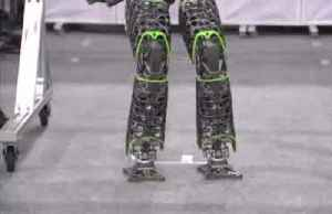 Humanoid robot 'to aid disaster zones' [Video]