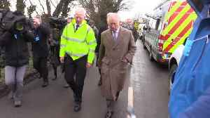 Charles gives an update on his father, the Duke of Edinburgh's health [Video]