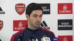 News video: Arteta: Ljungberg staying at Arsenal