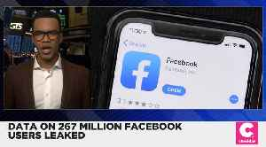 Data From 267 Million Facebook Users Have Leaked [Video]