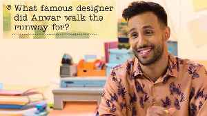Anwar Jibawi Guesses How 1,197 Fans Responded to a Survey About Him [Video]