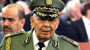 Algerian army chief Ahmed Gaid Salah dies [Video]