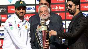 Pakistan beat Sri Lanka to win first home Test series in 13 years [Video]