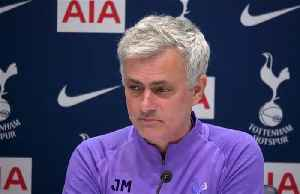 Tottenham's Mourinho supports action against racism [Video]