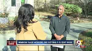 Ohio's minimum wage raises in January, but is it enough? [Video]