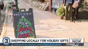 Shop local for holiday gifts on Monroe Street this season [Video]