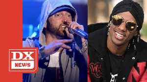 Nick Cannon's NCredible Music SVP Chalks Eminem's Diss Up As 'Click-Bait' [Video]