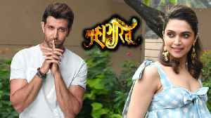 Hrithik Roshan To Play Lord Krishna With Deepika As Draupadi In Mahabharata Movie? [Video]
