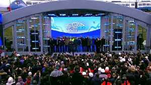 The Crimea bridge is a symbolic victory for Putin [Video]