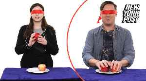 Taste-testing the new Cosmic Crisp apple [Video]