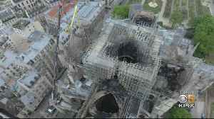 No Christmas Mass At Fire-Damaged Notre Dame Cathedral For First Time In 200 Years [Video]