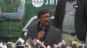 News video: A new chapter for Jharkhand will begin' Hemant Soren as JMM surges in election trends
