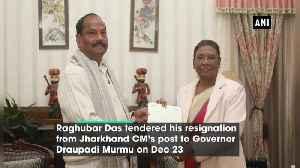 News video: We respect public verdict, hope Hemant's govt will fulfil dreams of people Raghubar Das