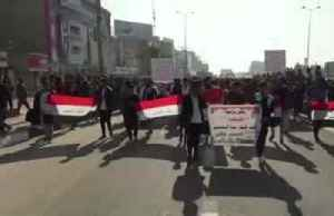 Iraqi students protest as PM's nomination delayed [Video]