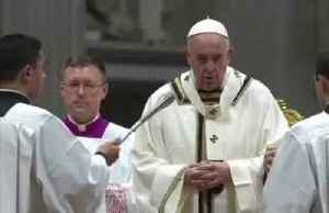 Pope asks Catholics to 'acknowledge sins' on Christmas [Video]