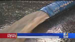 Salem Residents Say Drainage Pipe Flooded Basement [Video]