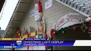 A Chico family is spreading Christmas cheer and raising money for Make a Wish children [Video]