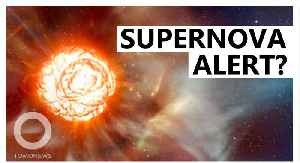 Supergiant red star Betelgeuse is becoming dimmer and dimmer [Video]