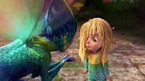 Rise of the Guardians movie clip - Easter Bunny Land [Video]