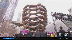 Celebrate The Season: Will Hudson Yards Become A Holiday Destination? [Video]