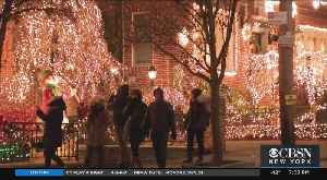 Celebrate The Season: Behind The Scenes Of The Dyker Heights Christmas Display [Video]