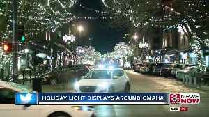 Holiday Light Displays Around Omaha [Video]