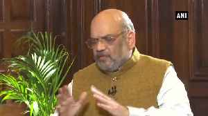 News video: No connection between detention centre and NRC, CAA Amit Shah