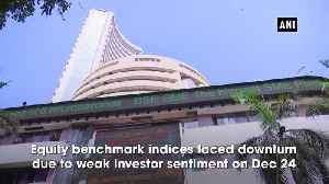 Sensex falls by 181 points, IT and auto stocks suffer in closing session [Video]