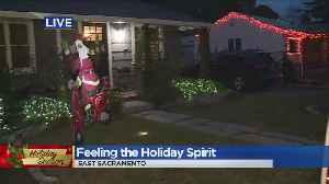 Holiday Celebrations Underway In Sacramento [Video]
