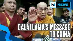 'We have power of truth, Chinese communists have power of gun': Dalai Lama [Video]