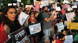Indian protesters against citizenship law defy rally ban [Video]