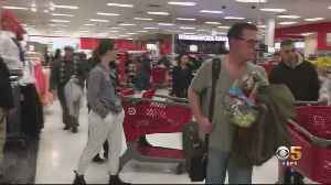 Shoppers Crowd Bay Area Stores In Final Countdown To Christmas [Video]