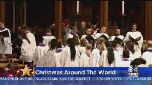 Celebrating Christmas Around The World [Video]