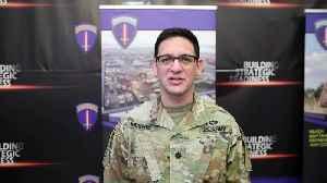 LTC Daniel J. Meyers of Oceanside, NY [Video]