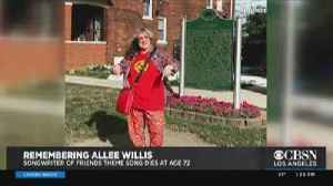 Music World Mourns Death Of Songwriter Allee Willis [Video]