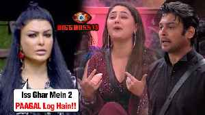 Koena Mitra INSULTS Bigg Boss 13 Makers And Contestants For FIGHTING In The House! [Video]