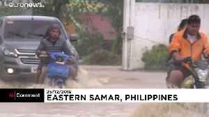 News video: Death toll rises as Philippines recovers from typhoon