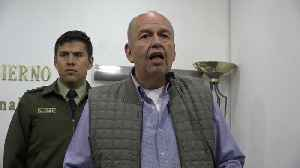 México denunciará a Bolivia ante La Haya [Video]