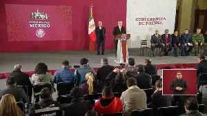 México denunciará a Bolivia ante la CIJ [Video]